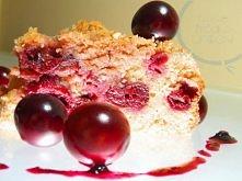 Wiśniowe ciasto z kruszonką, to powód do świętowania.