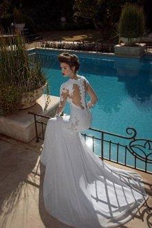 Urocza suknia ślubna. Jakie kroje uwielbiacie?
