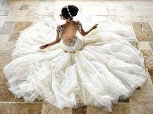 Urocze zdjęcie i suknia <3