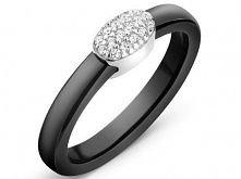 Co myślicie o tego typu pierścionku? Nie złoty nie srebny ale ceramiczny ;) Firma: Apart