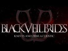 Black Veil Brides - Knives And Pens acoustic