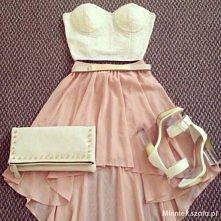 delikatna stylizacja, idealna na lato :)