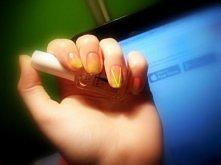 różowo-żółte