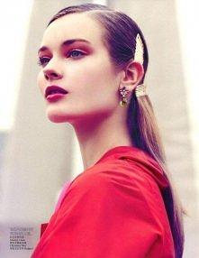 Monika Jagaciak w Vogue China