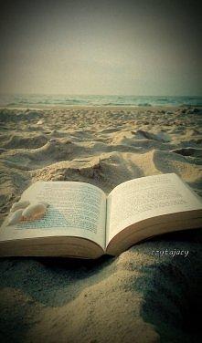 Z książką wszędzie ;) (moje zdjęcie)