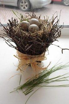 Wielkanoc wystrój. Moja pra...