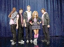 Jeszcze z The Sing Off <3 Dałabym się pociąć za bilet na ich koncert <3
