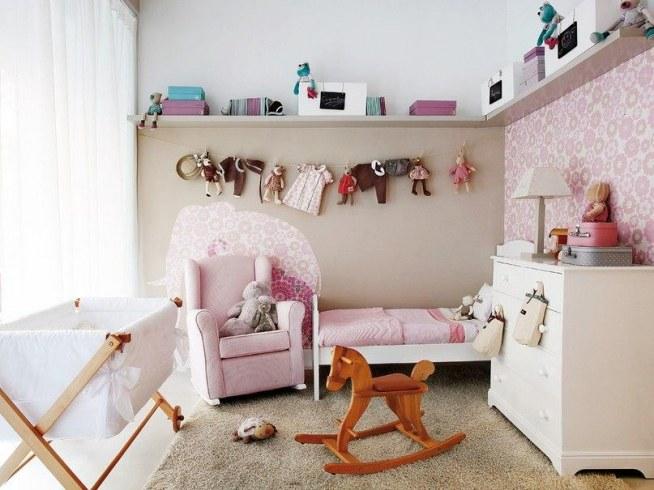 6162e9ed6638ec Pokój dla dziewczynki <3 Róż i beż - bardzo przyjemne połącz.. na ...