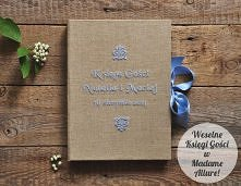 Księga gości weselnych z im...