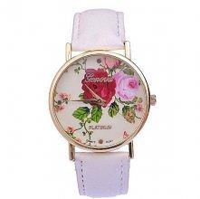 Zegarek z różami