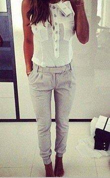 wiecie może gdzie można kupić taką bluzkę i spodnie ? :D obłędne <3