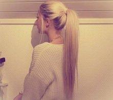 Piękne,zdrowe,długie włosy. To o czym najbardziej marzę. ;C