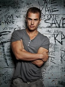 Theo James - I know you like him:)