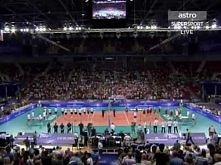 2012.07.08 FIVB World League Final - Poland vs USA Na leniwe popoludnie :D