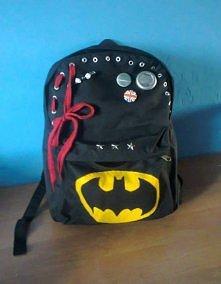 Plecak  Pierwotnie plecak b...
