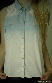 Lubicie połączenie jeansu i koronki? ;)