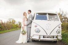 Hippie, transport to the wedding - Czym do ślubu, gdy limuzyna nie jest dla nas?