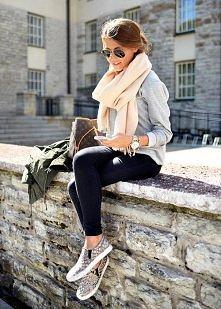 Przyjazny outfit ;-)