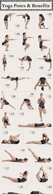 joga - pozycje