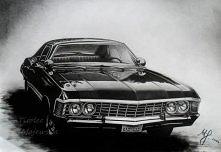Chevrolet Impala '67, ...