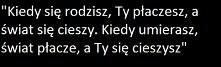 '...Ty płaczesz...'