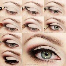 delikatny make-up