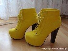 Żółte lity :)