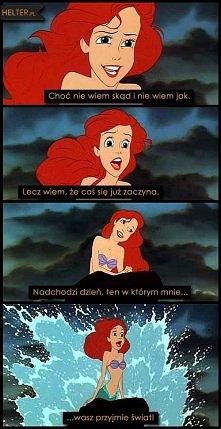 MAŁA SYRENKA (Disney)
