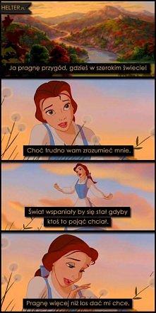 PIĘKNA I BESTIA (Disney)Pra...