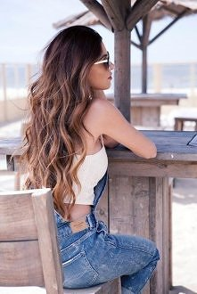 Włosy, ubranie <3