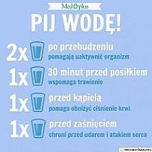Pij wodę !
