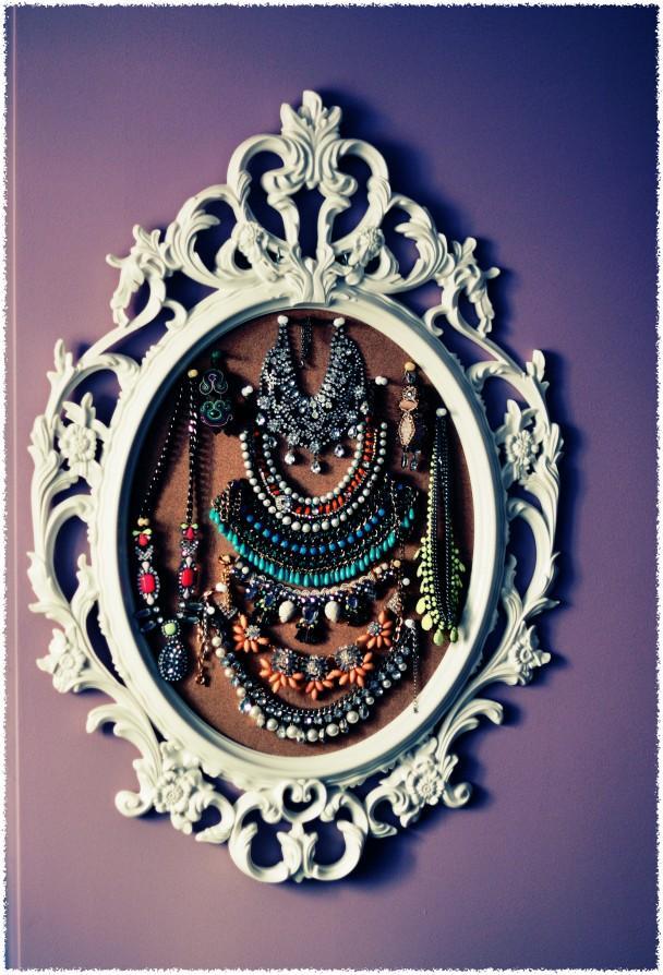 organizacja biżuterii
