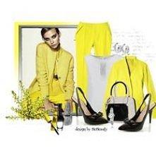 Żółty w roli głównej