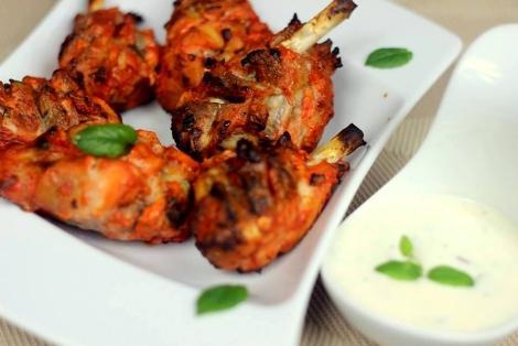 Kurczak Tandoori Masala To Bardzo Smaczny Przepis Na Udka