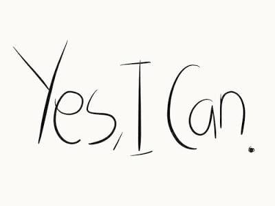 Yes, I can ♥!!!