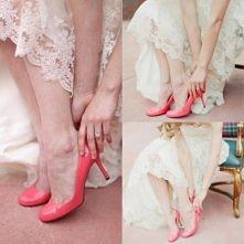 Kolorowe buty na ślub? :)