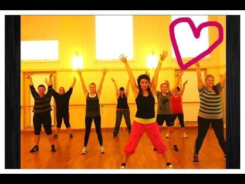 Latin Dance Fitness Class 3 Nigdy nie robiłam tak dobrej zumby!
