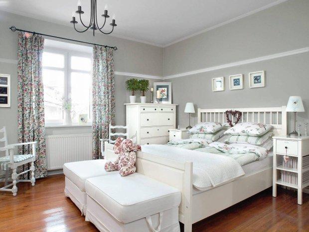 Marzy Mi Se Sypialnia W Bieli Jednakoż Jest Problem Nie