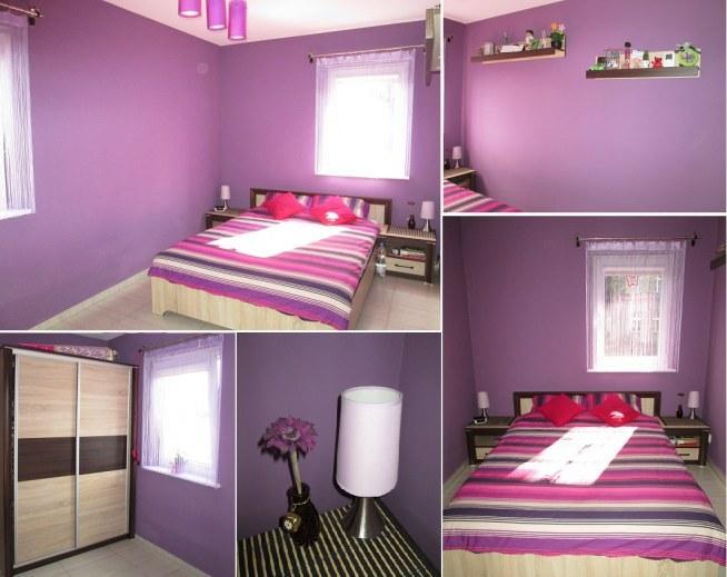 minimalistyczna sypialnia :)