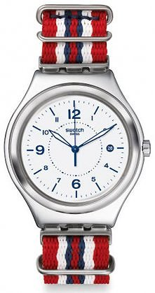 Zegarek w marynarskim stylu.