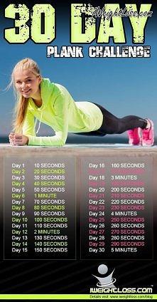 plank challenge :)