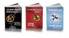 Igrzyska śmierci trzy książki