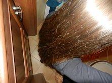 jak zadbać o tak połamane włosy? Ja mam ich troszkę wiecej i tak już jest dość długo. zdjęcie nie jest moje, usunę na prośbę autora. problemem jest łuszczyca (ale włosy miałam t...