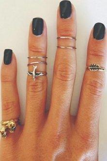 pierścionki!^^