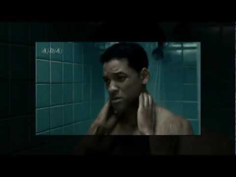 """Fragmenty filmu """"seven pounds"""" + kawalek """"dear agony"""" w wykonaniu breaking benjamnin w tle."""
