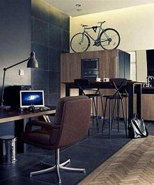 Idealnie wybrane miejsce na rower :)
