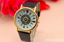 Zegarem z indiańskimi motywami :) HOT or NOT?