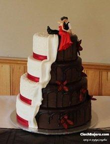 Nietypowy tort