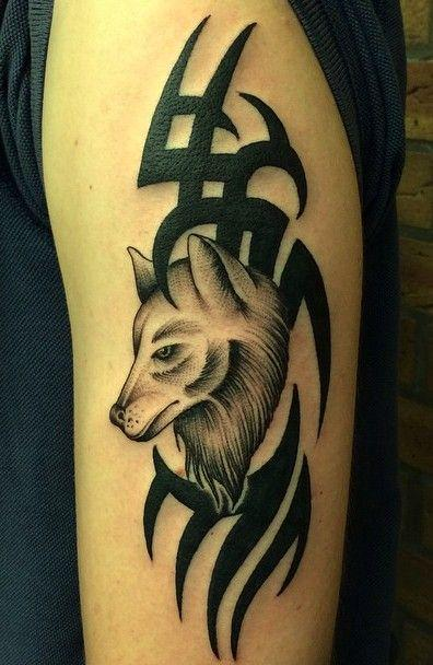 Tribal Tatuaże Wzory Na Ciekawe Tatuaże Zszywkapl