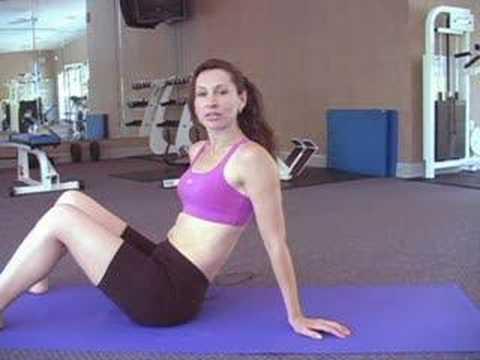 5 Minute Tone Body, Abs Workout, Fitness Training w/ Tammy